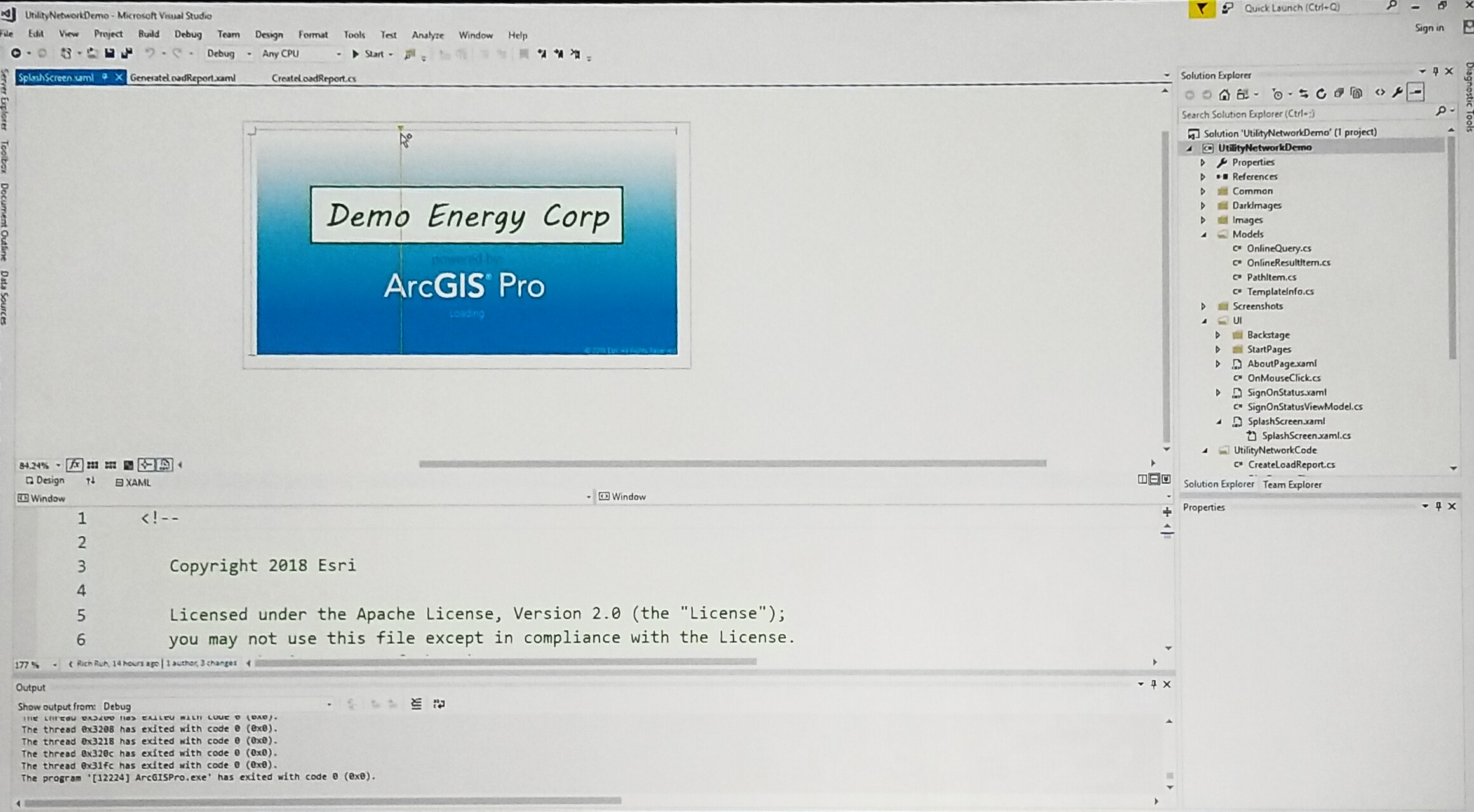Demo of Utility in ArcGIS Pro