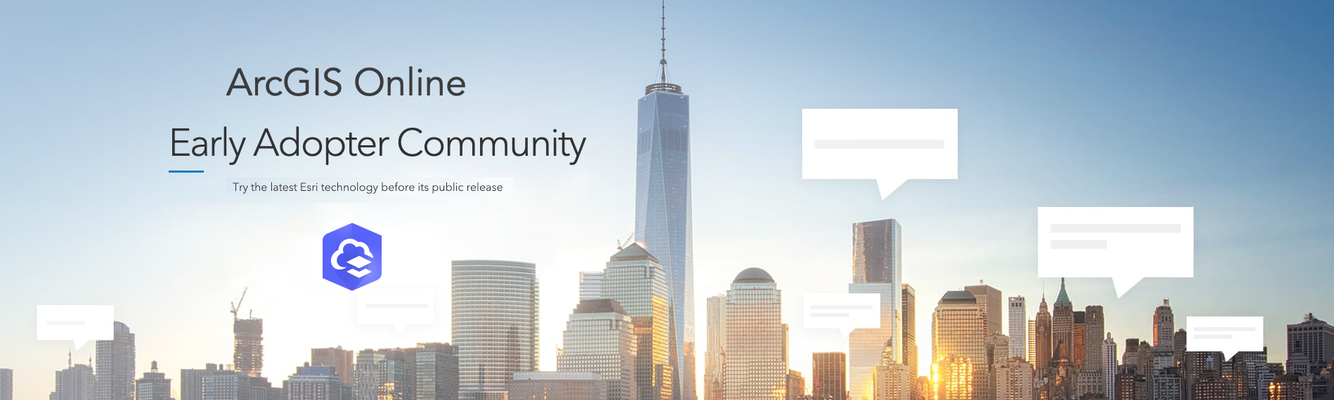 ArcGIS Online Early Adopter Community