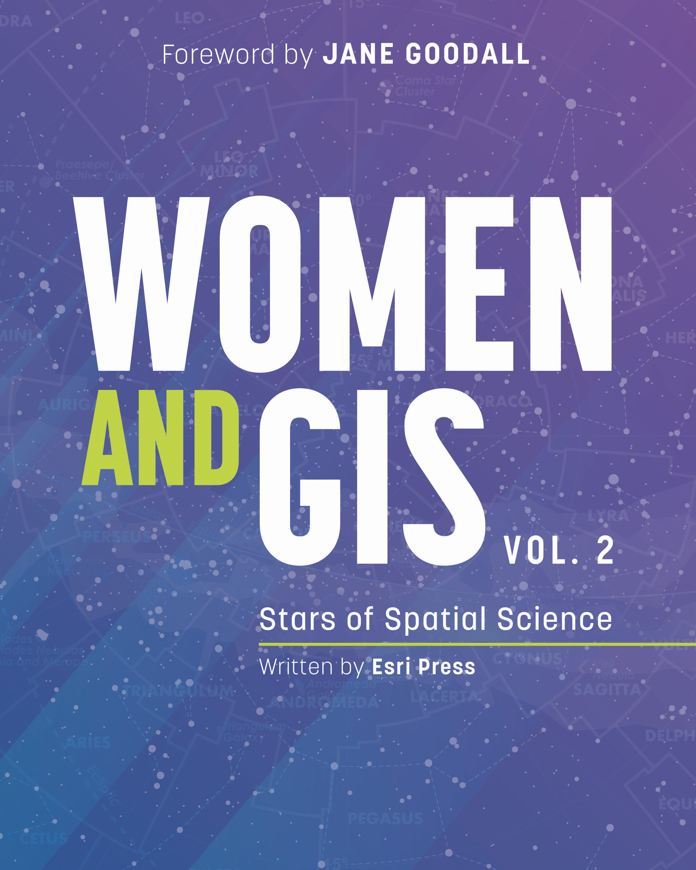 Cover: Women and GIS: Stars of Spatial Science