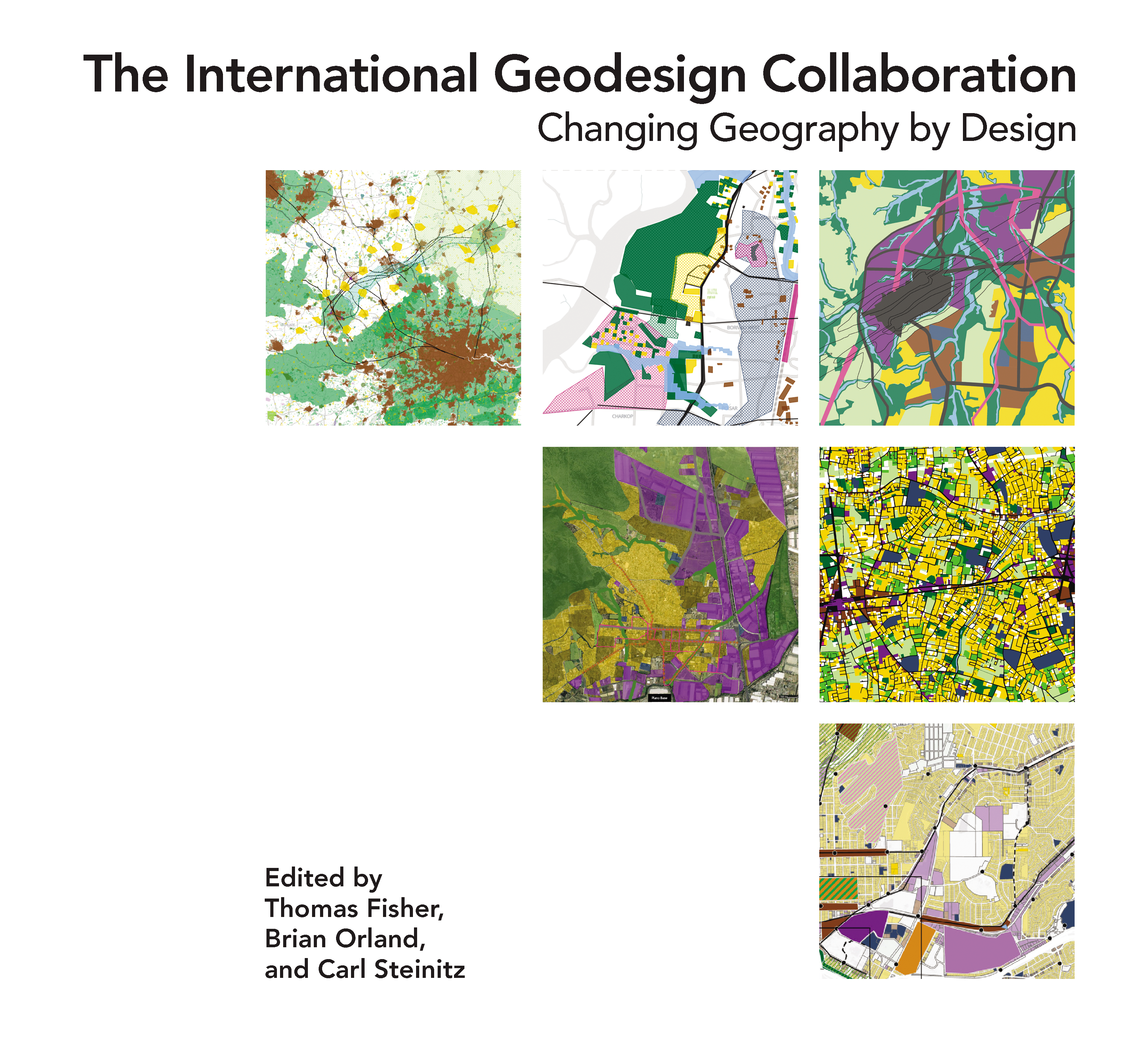 The International GeoDesign Collaboration book cover