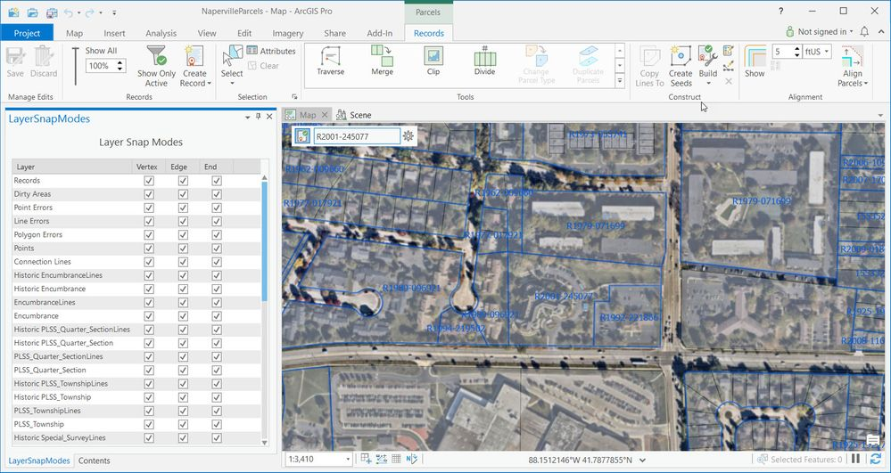 ArcGIS Pro SDK - Layer Snap Modes Sample.jpg
