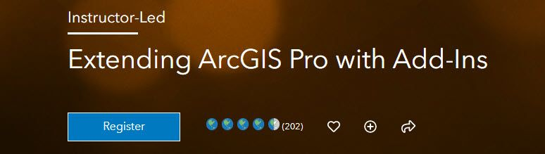 Extending ArcGIS Pro with Add-Ins - ArcGIS Pro SDK.jpg